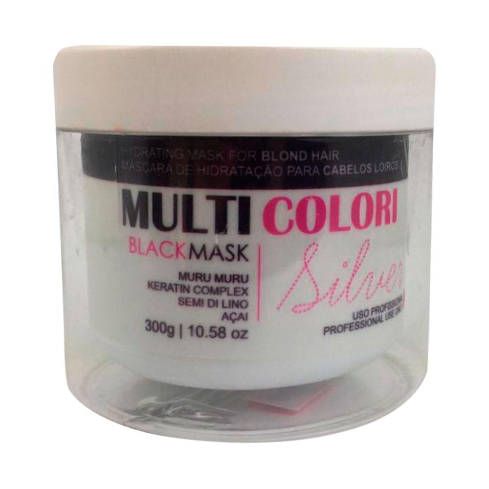 Máscara Silver Mask Vegas Professional Multicolori 300g