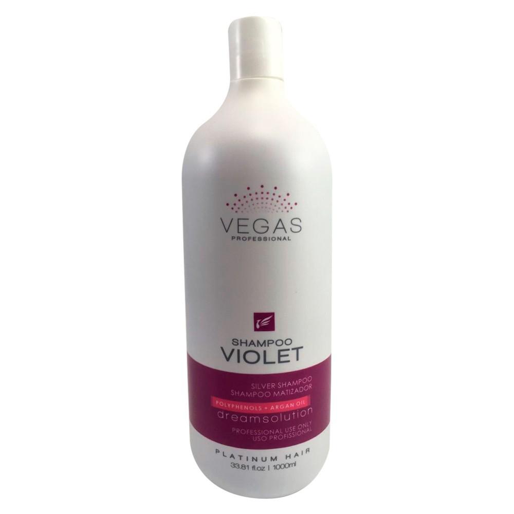 Shampoo Matizador Violet Vegas 1000 ml