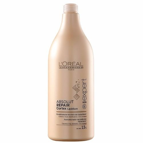 Loreal Absoult Repair Cortex Lipidium Condicionador 1500ml