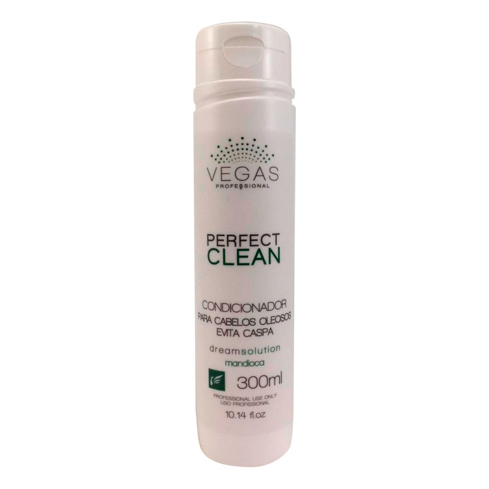 Condicionador Vegas Professional Perfect Clean 300ml