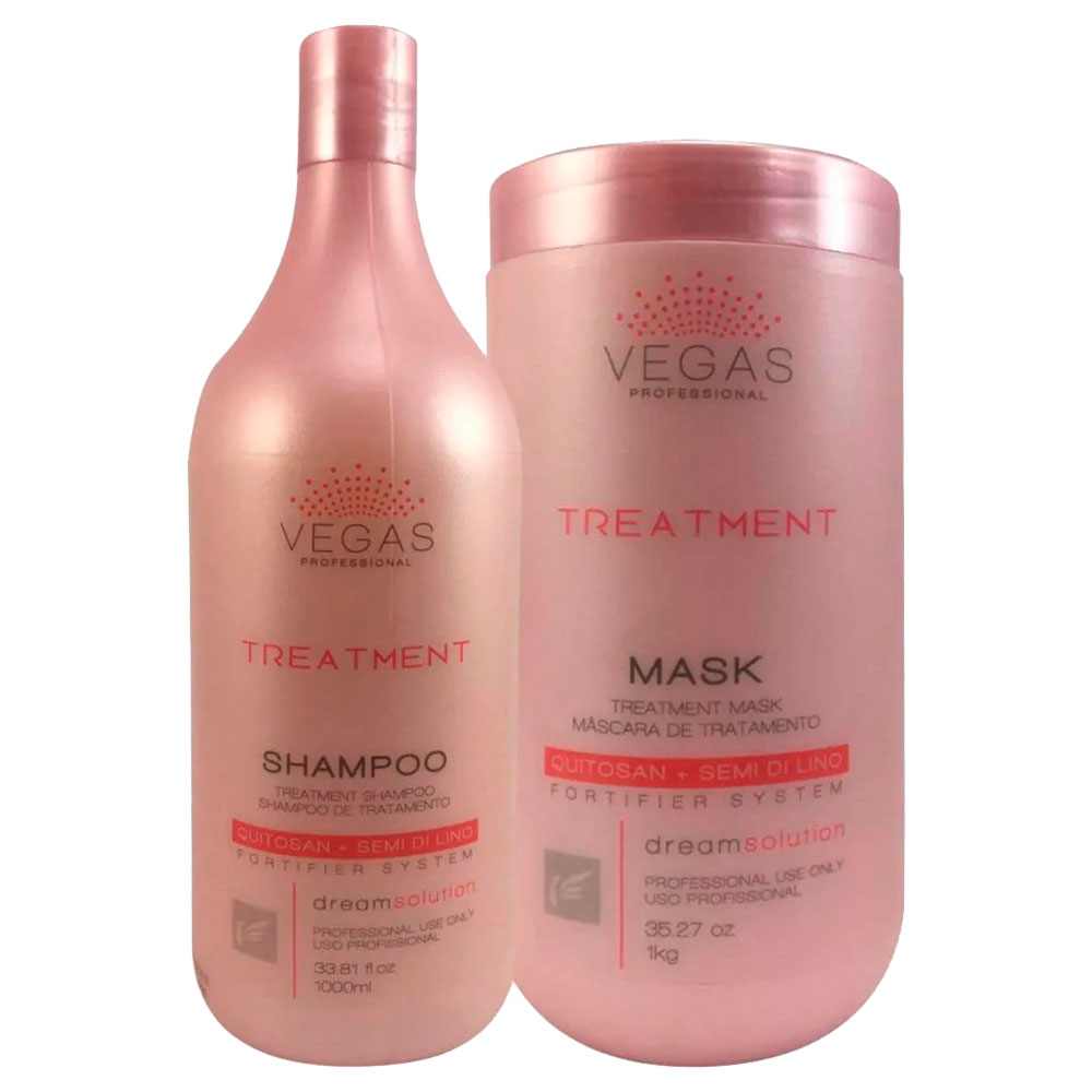 Kit Vegas Professional Treatment 2 Produtos