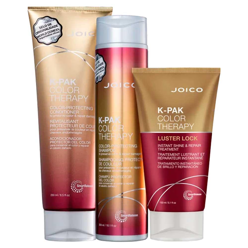 Kit Joico K-PAK Color Therapy Smart Release - 3 Produtos