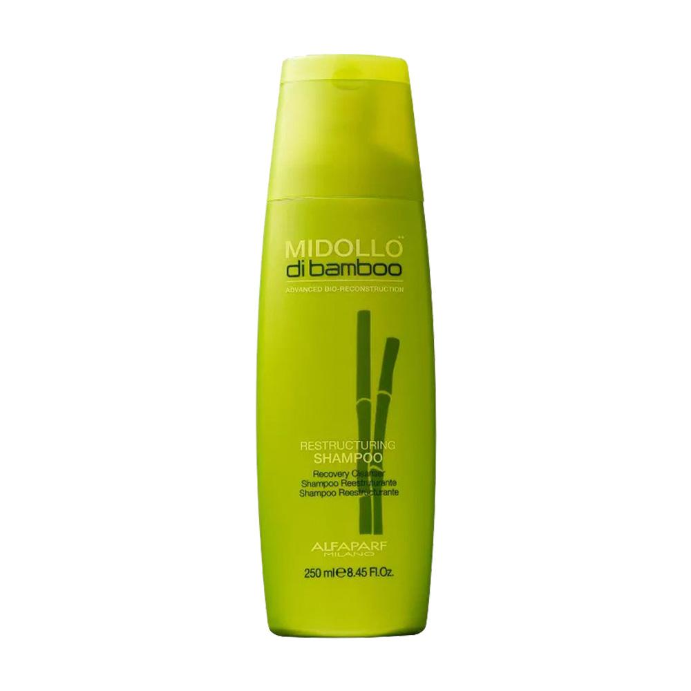 Shampoo Alfaparf Midollo di Bamboo Restructuring 250ml