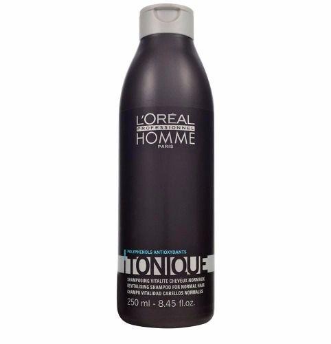 L'Oréal Profissional Homme Tonique Shampoo 250ml