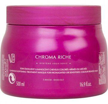 Máscara Kerastase Reflection Chroma Riche 500g