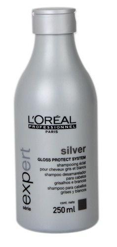 Loreal Profissional Shampoo Silver Matizador 250ml