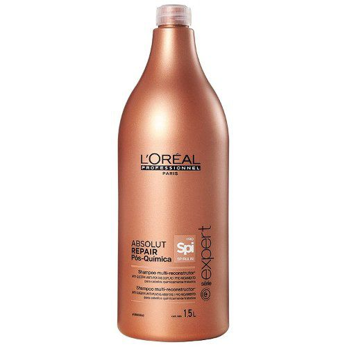 Loreal Absolut Repair Pós Química Shampoo 1500ml