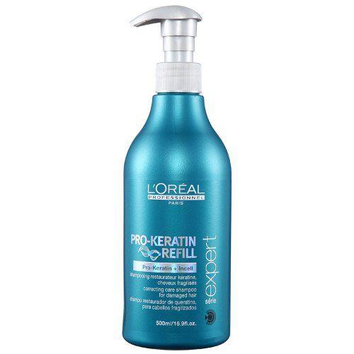 Shampoo Loreal Pro Keratin Refill 500ml