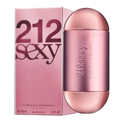 Perfume Feminino Carolina Herrera 212 Sexy EDP 100ml