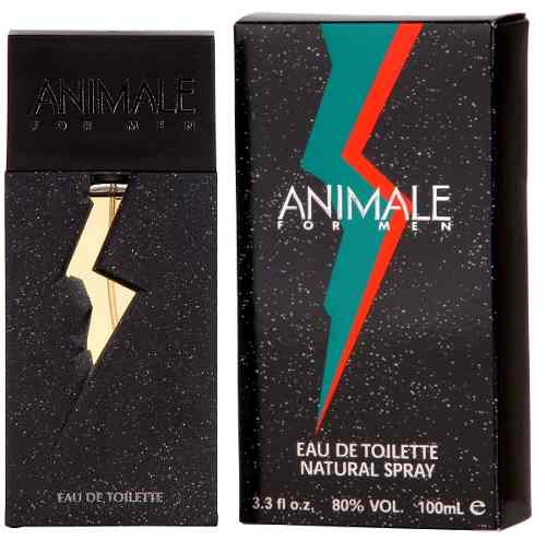 Perfume Masculino Animale For Men EDT 100ml