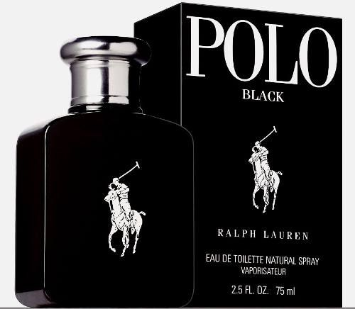Perfume Masculino Ralph Lauren Polo Black EDT 75ml