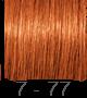 Kit 5 Coloração Igora Royal 7.77 Louro Médio Cobre Extra 60g