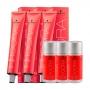 Kit 3 Coloração Igora Royal  8-77 e 3 OX 9% 30 Vol 60ml