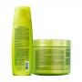 Kit Alfaparf Midollo di Bamboo Shampoo e Máscara