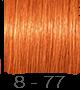 Kit 6 Coloração Igora Royal 8.77 Louro Claro Cobre Extra 60g