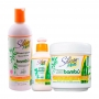 Kit Silicon Mix Bambú Nutritivo c/ Leave In 135ml