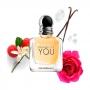 Perfume Feminino Because Its You Giorgio Armani EDP 100ml