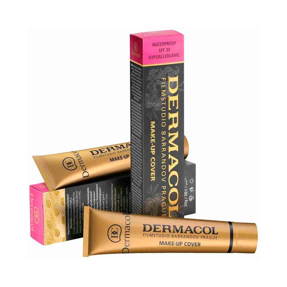 Base Dermacol Make Up Cover Extrema Cobertura 30g