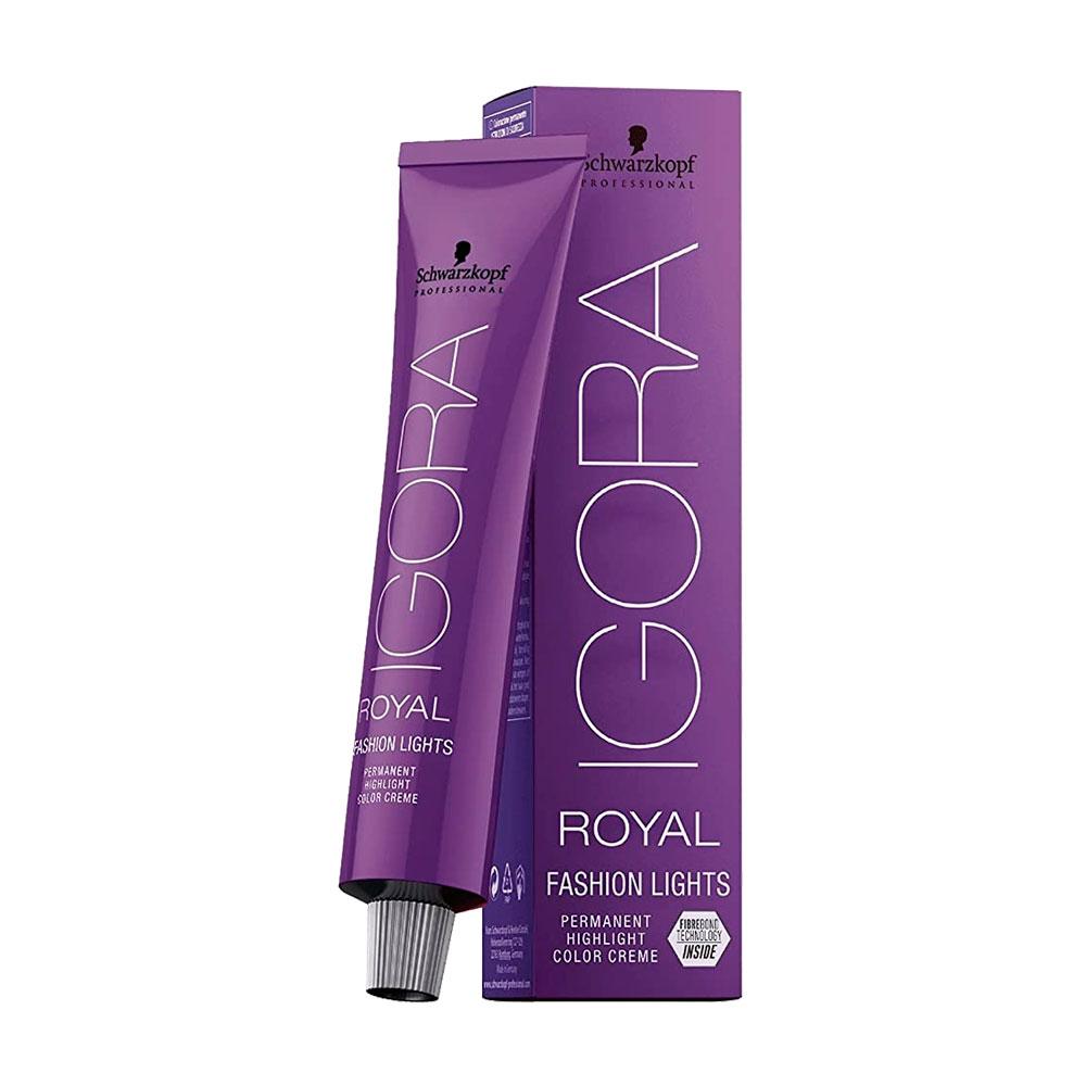 Coloração Igora Royal Fashion Lights L-77 Cobre Extra 60g