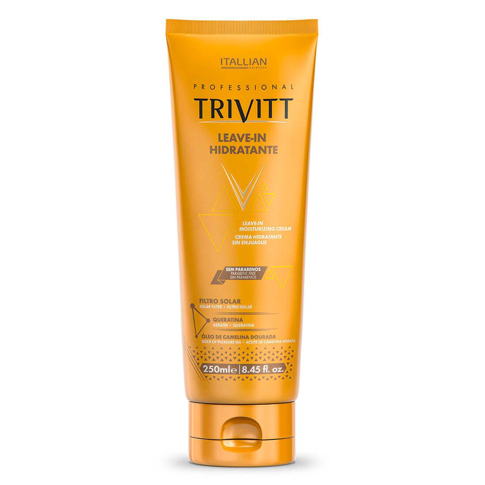 Itallian Trivitt Leave in Hidratante 250ml