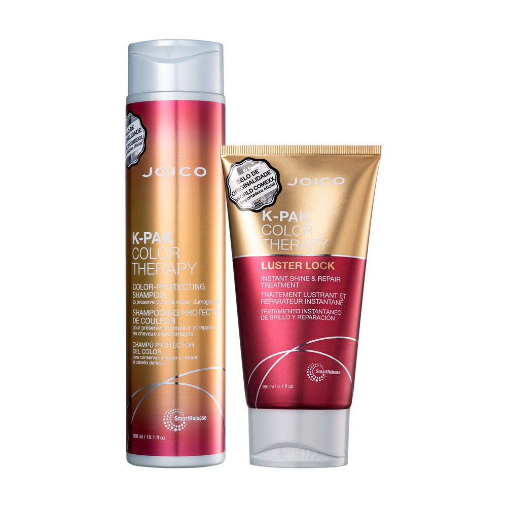 Kit Joico K-PAK Color Therapy Shampoo e Máscara 150ml
