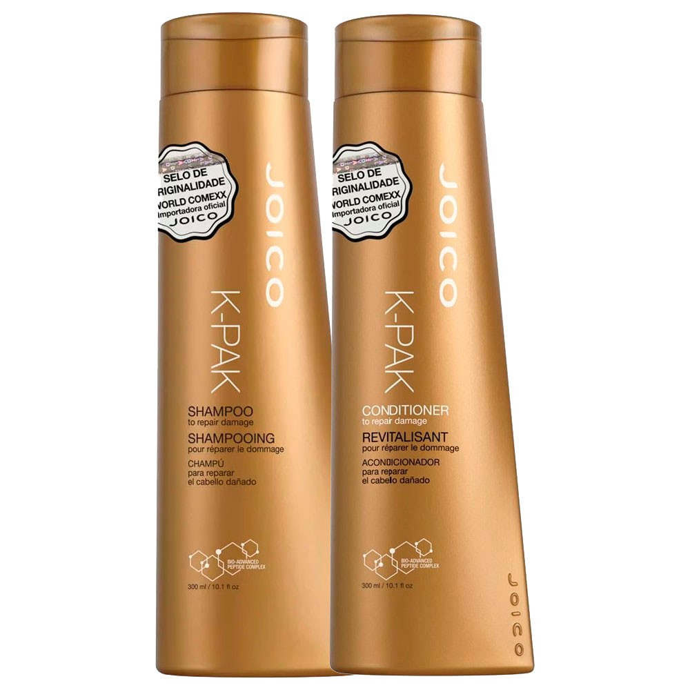 Kit Joico K-Pak To Repair Damage Shampoo e Condicionador