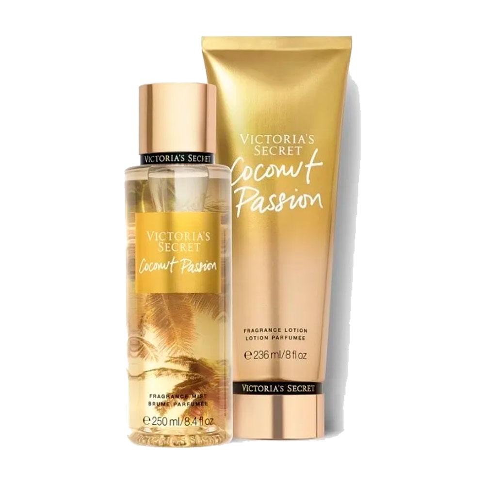Kit Victoria's Secret Coconut Passion - 2 Produtos