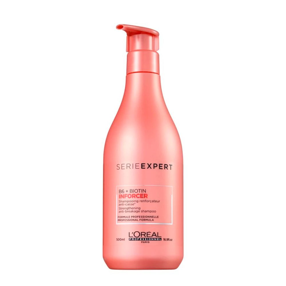 Shampoo L'Oréal Professionnel Inforcer Serie Expert 500ml
