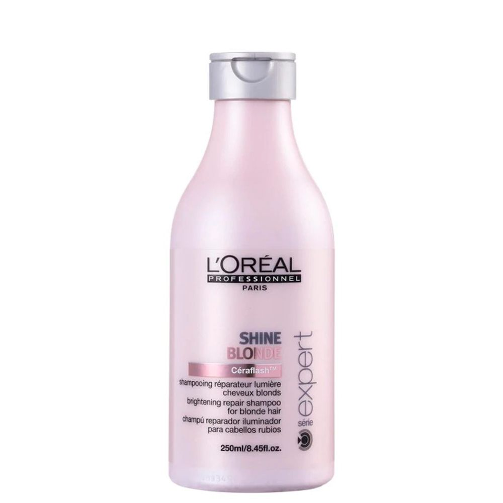 Loreal Professionnel Shine Blond Shampoo 250ml