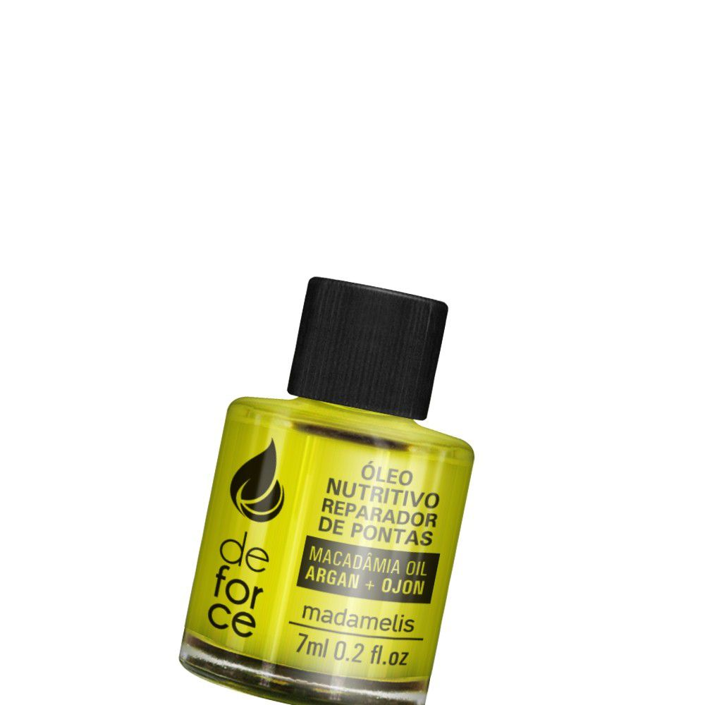 Óleo de Argan Madamelis Deforce 7ml