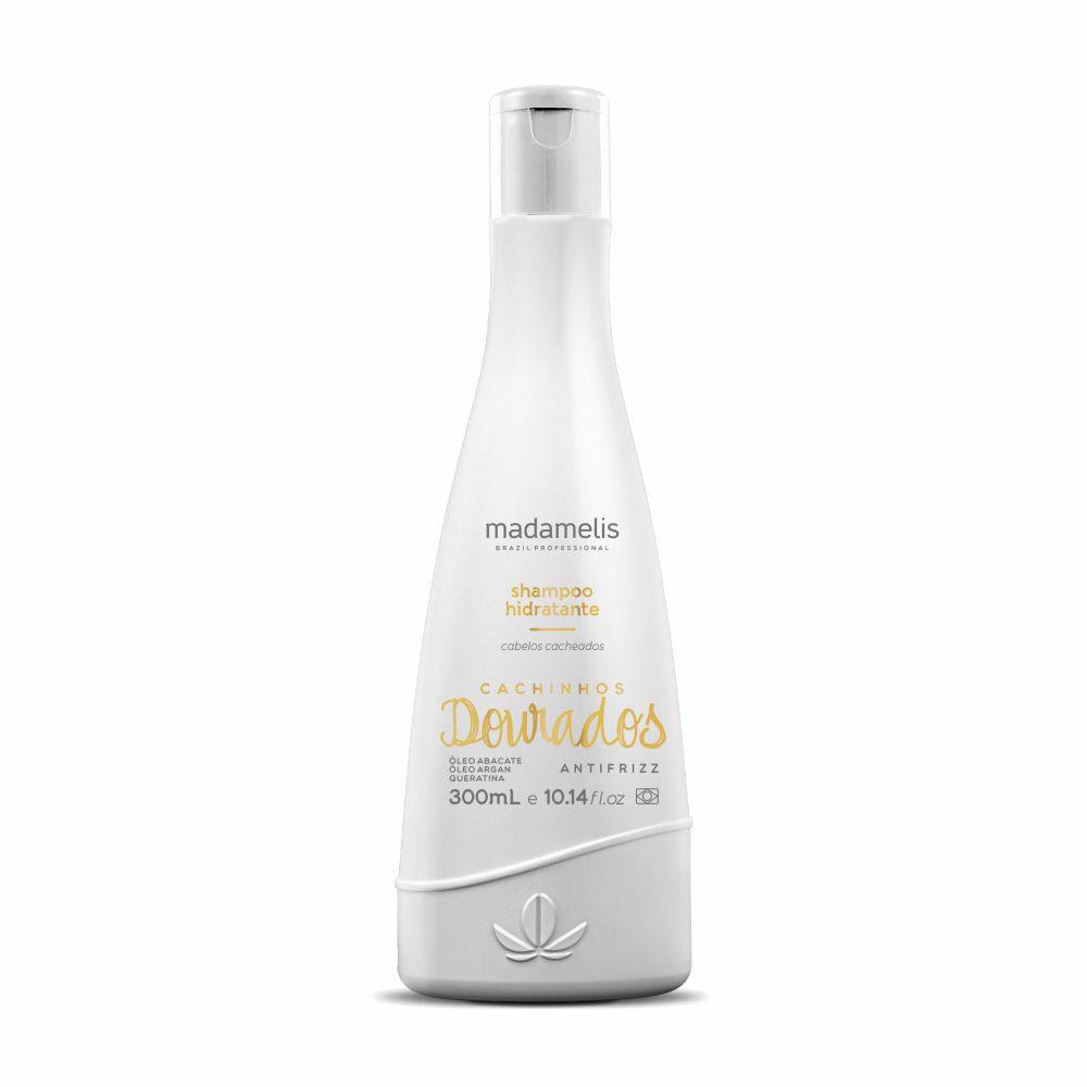 Shampoo Madamelis Cachinhos Dourados Hidratante 300ml