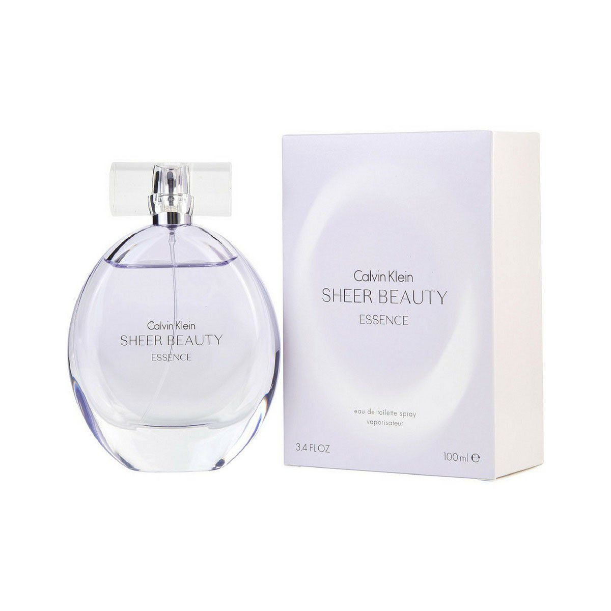 Perfume Feminino Calvin Klein Sheer Beauty Essence EDT 100ml