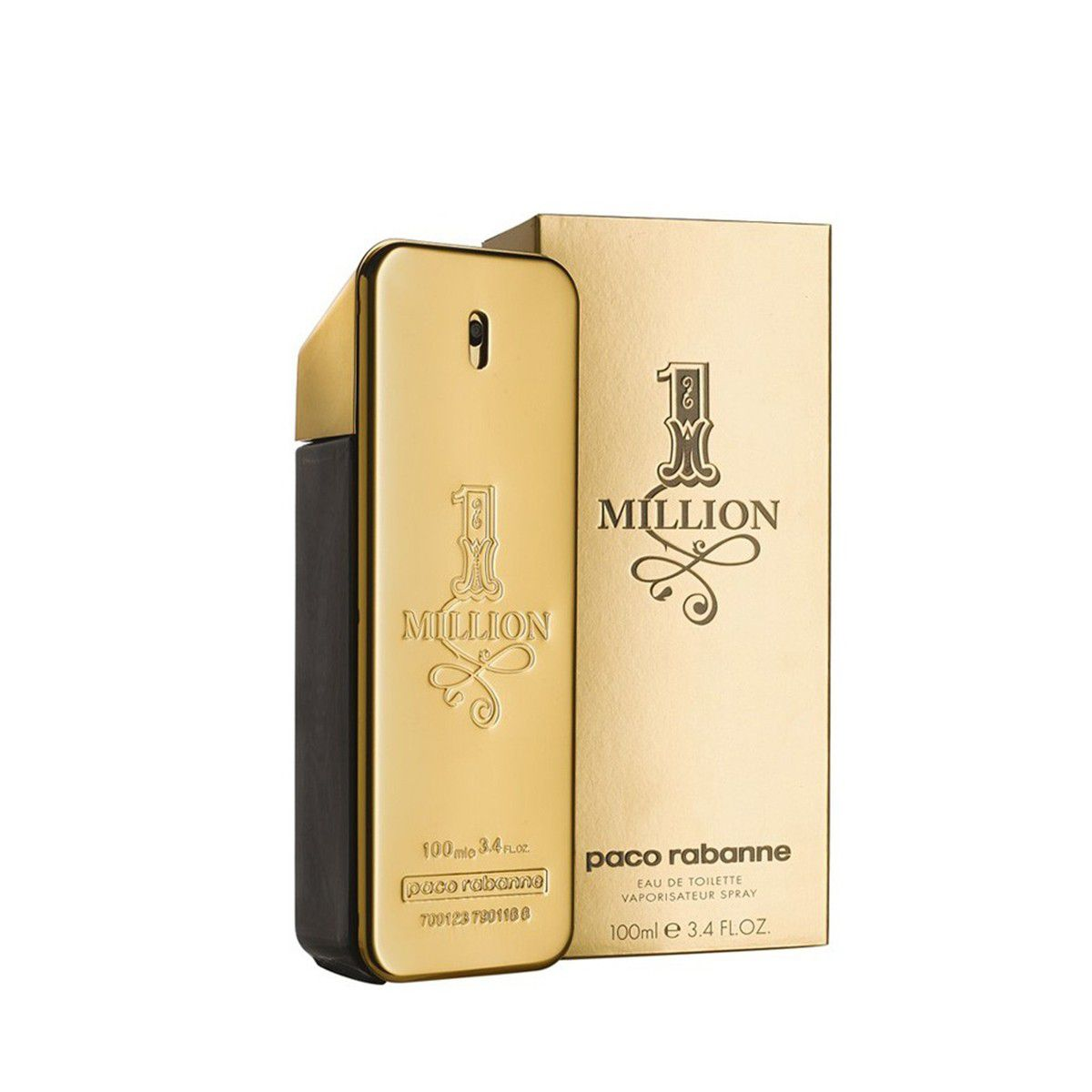 Perfume Masculino Paco Rabanne 1 Million EDT 100ml