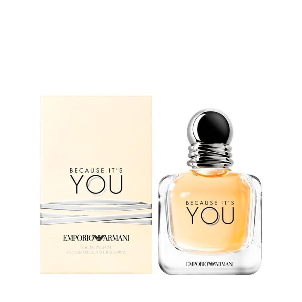 Perfume Feminino Because It's You Giorgio Armani EDP 100ml