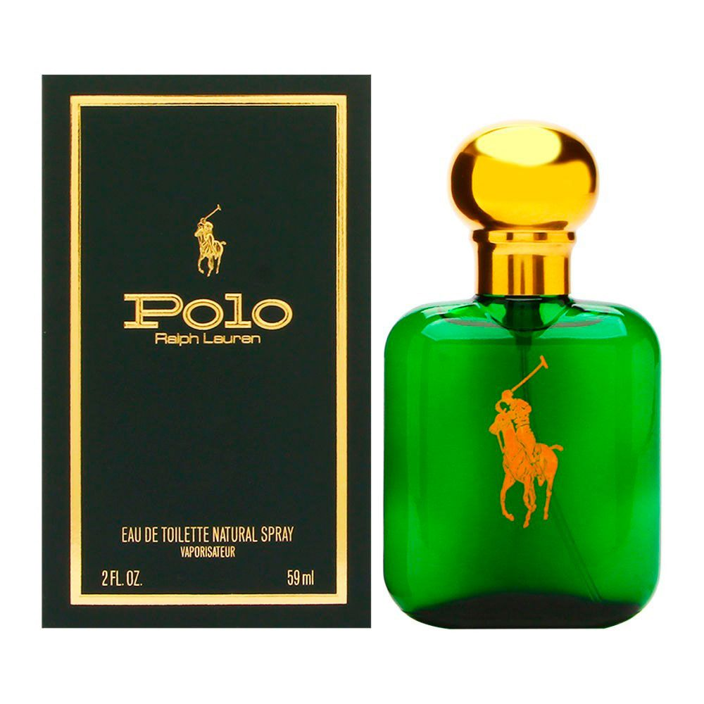 Perfume Masculino Ralph Lauren Polo Eau De Toilette 59ml