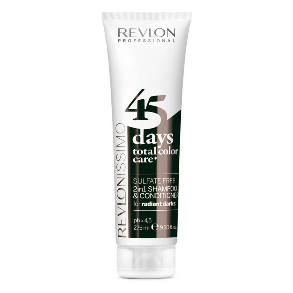 Shampoo Revlon Revlonissimo 45 Dias Radiant Darks 275ml