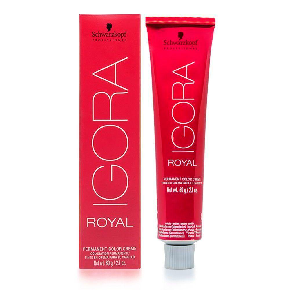Coloração Igora Royal 6-0 Louro Escuro Natural 60g