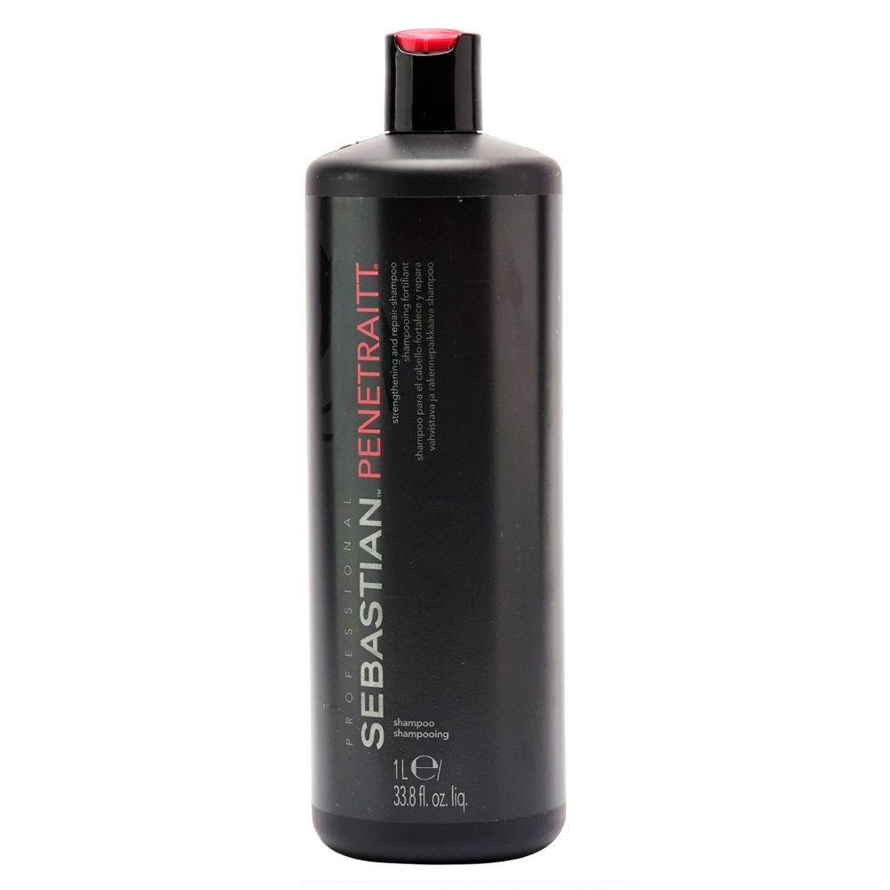 Shampoo Sebastian Penetraitt Cabelo Danificado 1 Litro