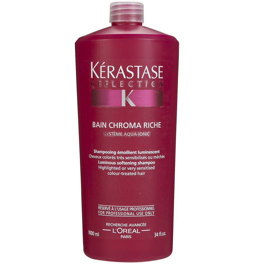 Shampoo Kerastase Reflection Bain Chroma Riche 1000ml