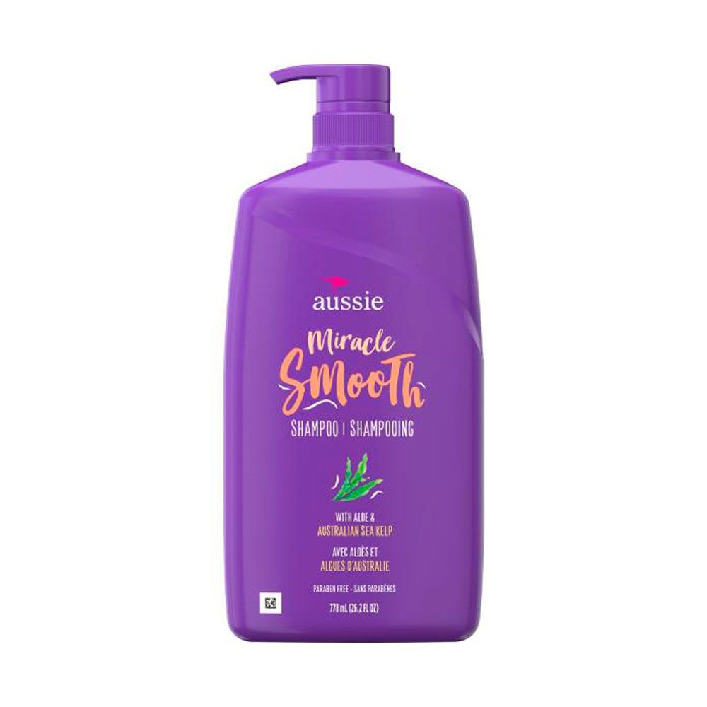 Shampoo Aussie Miracle Smooth Controle do Frizz  778ml