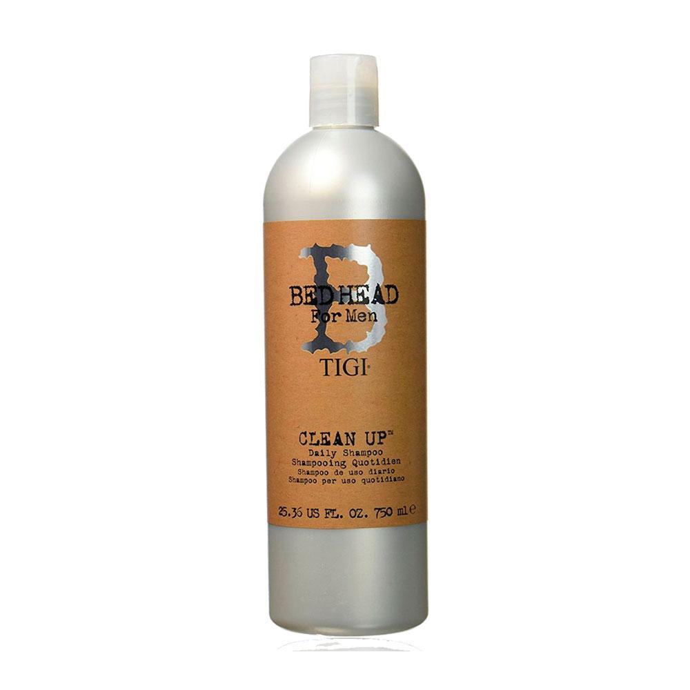 Shampoo Bed Head TIGI For Men Clean Up 750ml