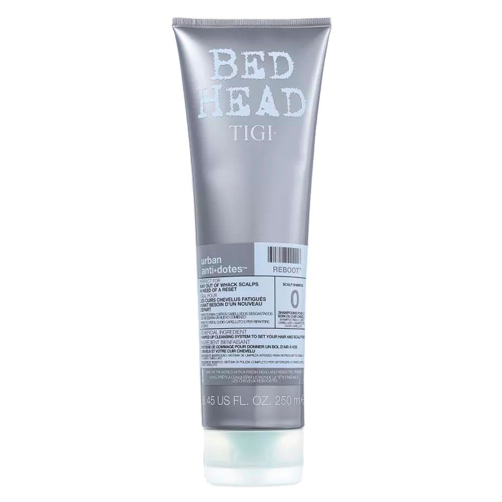 Shampoo Bed Head Tigi Reboot Scalp 250 ml