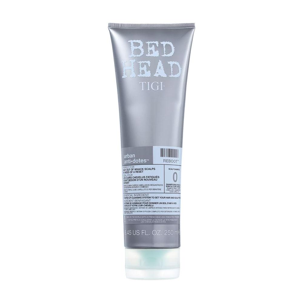 Shampoo Bed Head TIGI Reboot Scalp 250ml