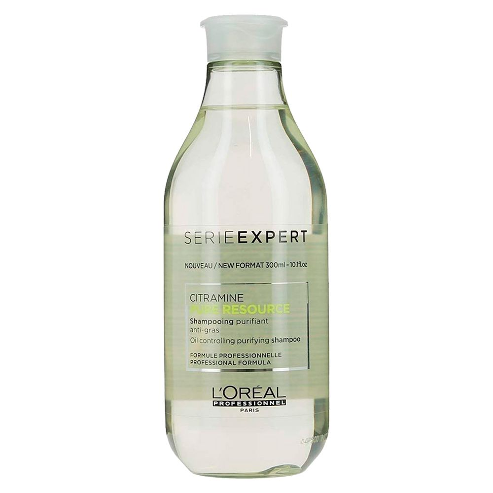 Shampoo Loreal Pure Resource Serie Expert 300ml