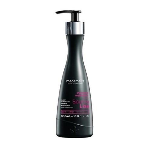 SpumaLisa MadameLis Shampoo Que Alisa Matizador 300ml