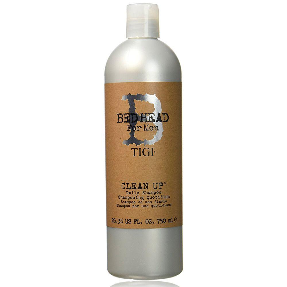 Bed Head Shampoo Tigi For Men Clean Up 750ml