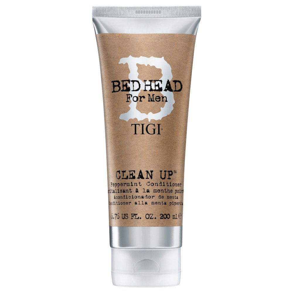 Bed Head Condicionador Tigi For Men Clean Up Peppermint 200ml