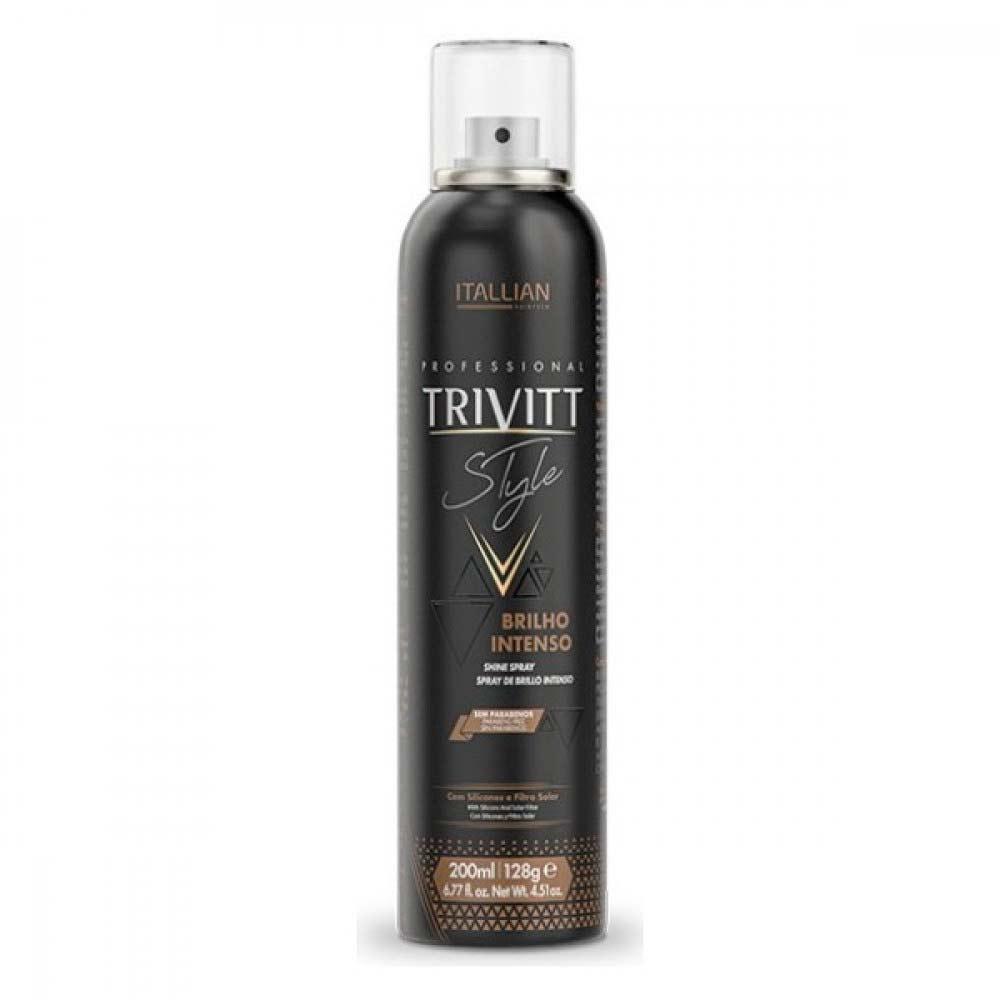 Itallian Trivitt Style Spray de Brilho Intenso 200ml