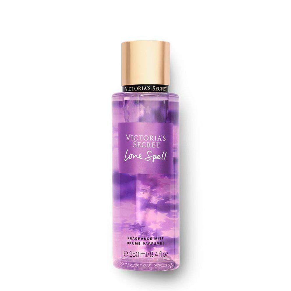 Body Splash Victoria's Secret Love Spell Fragrance Mist 250 ml
