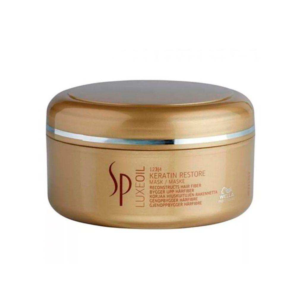 Wella SP Luxe Oil Keratin Restore Máscara Capilar 150ml
